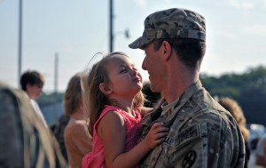 Once a Military Spouse, Always a Military Spouse