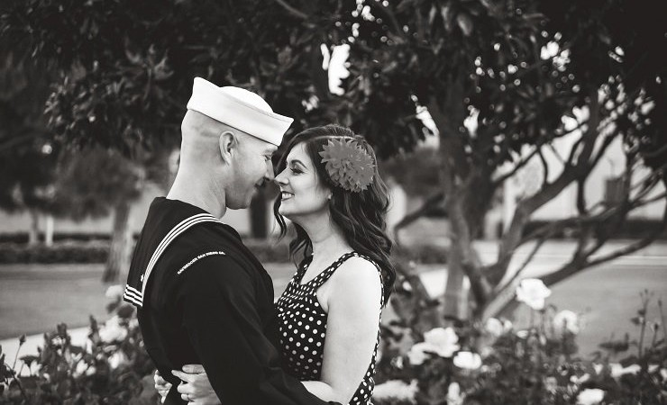 Frozen Heart? Photos and Quotes to Melt Away Frosty Feelings About Military Life
